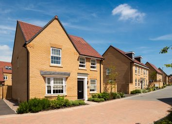 """Thumbnail 4 bed detached house for sale in """"Holden"""" at Bearscroft Lane, London Road, Godmanchester, Huntingdon"""