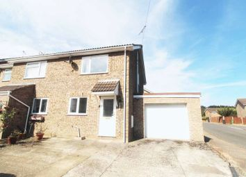 Thumbnail 2 bed semi-detached house for sale in Manor Way, Ormesby, Great Yarmouth