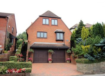 Thumbnail 3 bedroom detached house for sale in Moorgreen, Newthorpe, Nottingham