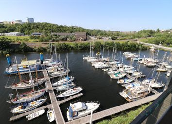 Thumbnail 3 bed flat for sale in Bayscape, Cardiff Marina, Watkiss Way, Cardiff