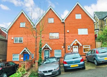 Thumbnail 4 bed end terrace house for sale in Panmure Road, London