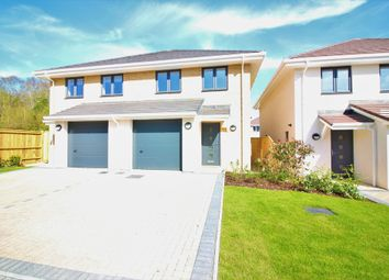 Thumbnail 3 bed semi-detached house to rent in Hoburne Caravan Park, Hoburne Lane, Highcliffe, Christchurch