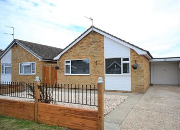 Thumbnail 2 bed detached bungalow for sale in Queens Road, Littlestone, Romney Marsh, Kent