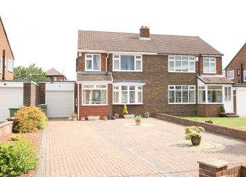 3 bed semi-detached house for sale in St. Georges Estate, Washington NE38