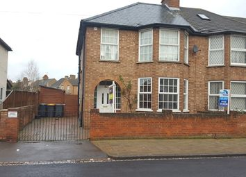 Thumbnail 4 bed semi-detached house for sale in Honey Hill Road, Bedford