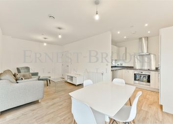 Thumbnail 1 bed flat to rent in Bawley Court, Gallions Reach