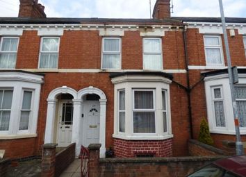 Thumbnail 3 bedroom terraced house for sale in Byron Street, Northampton, Northamptonshire