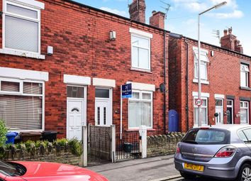 Thumbnail 2 bed terraced house to rent in Islington Road, Great Moor, Stockport