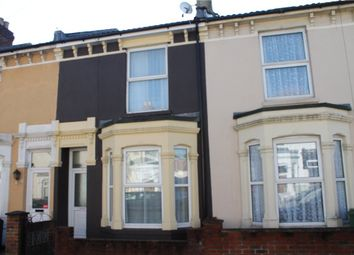Thumbnail 2 bedroom terraced house for sale in Tokio Road, Portsmouth, Hampshire