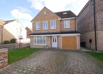 Thumbnail 4 Bed Detached House To Rent In Prin L Rise Dringhouses York