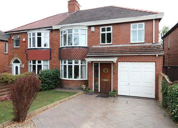 Thumbnail 3 bed semi-detached house for sale in Wickersley Road, Rotherham, Rotherham, South Yorkshire