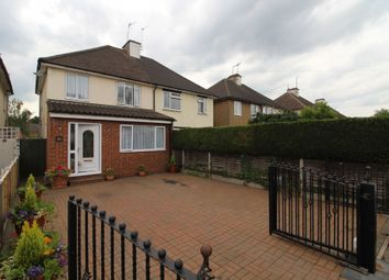 Thumbnail 3 bed semi-detached house for sale in London Road, Newport Pagnell, Buckinghamshire