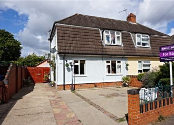 Thumbnail 3 bedroom semi-detached house for sale in Romney Road, Ipswich