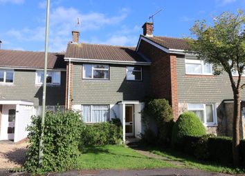 Thumbnail 3 bed terraced house for sale in Bader Close, Hedge End, Southampton