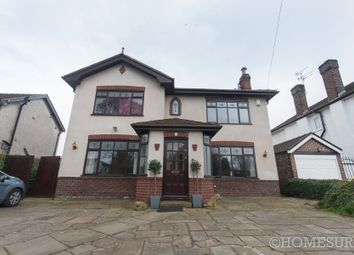 Thumbnail 5 bed detached house for sale in High Street, Hale Village, Liverpool