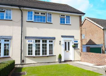 Thumbnail 3 bed semi-detached house for sale in Bright Ridge, Southborough, Tunbridge Wells