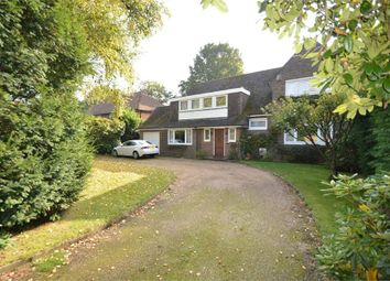 Thumbnail 4 bed detached house for sale in Queens Road, Hersham, Walton-On-Thames