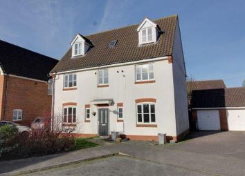 Thumbnail Detached house for sale in Walker Chase, Ipswich