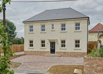Thumbnail 4 bed detached house for sale in Stow Road, Kimbolton, Huntingdon
