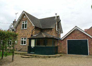 Thumbnail 3 bed detached house for sale in Kirkby Underwood Road, Aslackby, Lincolnshire