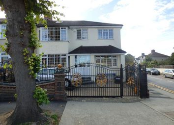 Thumbnail 4 bed end terrace house for sale in Westland Avenue, Hornchurch