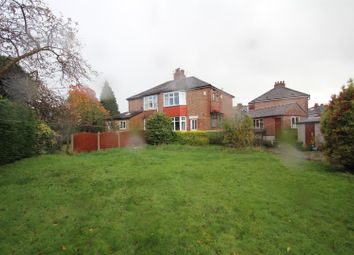 Thumbnail Semi-detached house for sale in Lomond Avenue, Stretford, Manchester
