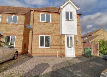 Thumbnail 3 bed detached house for sale in Primrose Close, Morton, Bourne