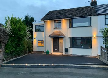 Thumbnail 5 bed semi-detached house for sale in Patterdale Road, Woodley, Stockport