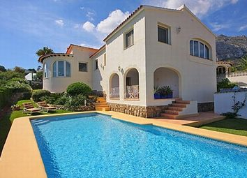 Thumbnail 4 bed villa for sale in Denia, Costa Blanca North, Spain