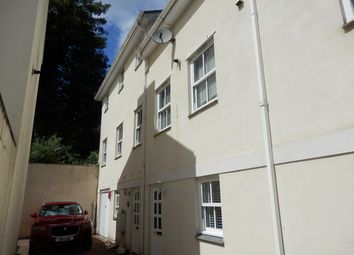 Thumbnail 2 bedroom town house for sale in Mount Braddon Mews, Braddons Hill Road East, Torquay