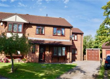 Thumbnail 5 bed semi-detached house for sale in Wedgewood Road, Lincoln