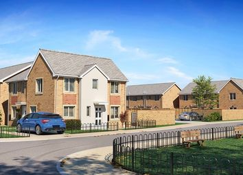 Thumbnail 2 bedroom terraced house for sale in Broughton Gardens, Crewe, Cheshire