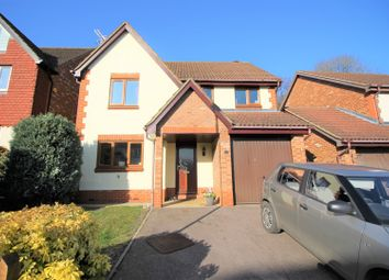 Thumbnail 4 bed detached house for sale in Windermere Close, Stevenage