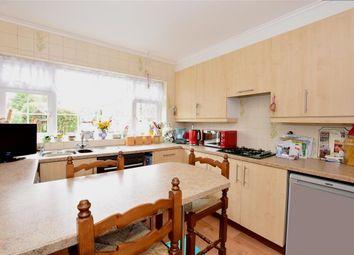 Thumbnail 3 bed end terrace house for sale in Waterslippe, Hadlow, Tonbridge, Kent