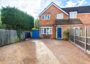Ash Cottages, East Street, Rusper, Horsham RH12. 3 bed semi-detached house for sale