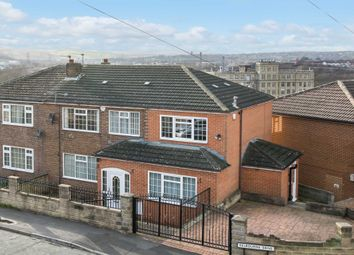 Thumbnail 5 bed semi-detached house for sale in Selbourne Drive, Dewsbury
