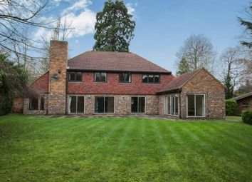 Thumbnail 5 bed detached house for sale in Esher, Surrey