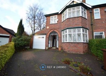 3 bed semi detached to let in Holmfield Avenue