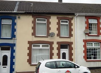 Thumbnail 1 bed flat to rent in High Street, Gilfach Goch, Porth