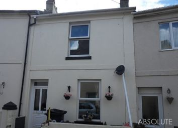 Thumbnail 3 bed terraced house to rent in Orchard Road, Hele, Torquay