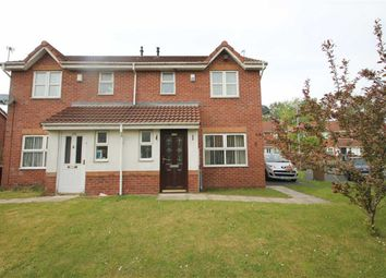 Thumbnail 3 bedroom semi-detached house for sale in Henty Close, Eccles, Manchester