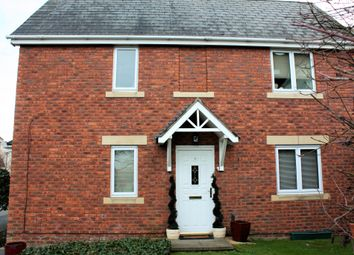 Thumbnail 3 bed semi-detached house to rent in Dorney Road, Swindon