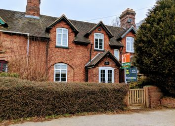 Thumbnail 3 bed property for sale in Yew Tree Cottage, Weston Bank, Stafford