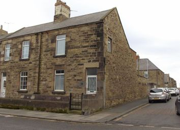 Thumbnail 3 bed end terrace house for sale in Church Street, Amble, Morpeth