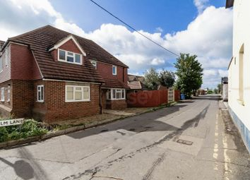 Thumbnail 4 bed detached house for sale in Elm Lane, Minster On Sea, Sheerness