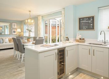 "Thumbnail 4 bed detached house for sale in ""Radleigh"" at Wotton Road, Charfield, Wotton-Under-Edge"