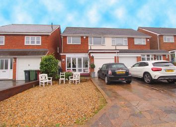 3 bed semi-detached house for sale in Cranleigh Close, Aldridge, Walsall WS9