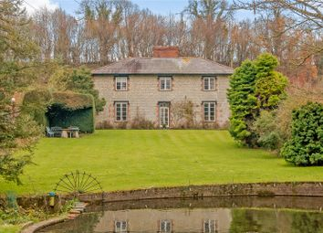 Thumbnail 3 bed detached house for sale in Cannimore Lane, Warminster, Wiltshire
