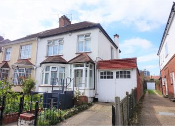 Thumbnail 3 bed semi-detached house for sale in Grove Road, North Finchley