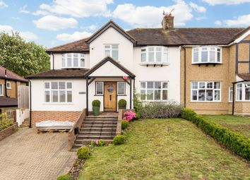 Thumbnail 5 bed semi-detached house to rent in Bradmore Way, Coulsdon